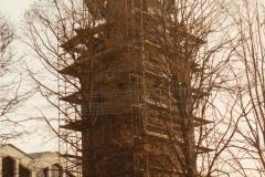 Sanierung Kirchturm